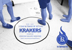Krakers – Cracow Gallery Weekend