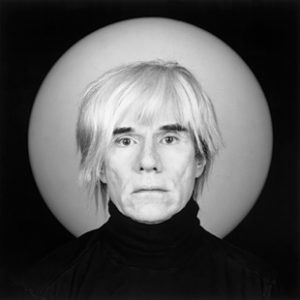 Robert Mapplethorpe, Andy Warhol, 1986 © The Estate of Robert Mapplethorpe