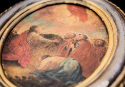 Skradziony z kościoła w Sicinach obraz zwrócony właścicielowi