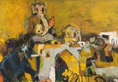 M.F. Husain – hinduski Picasso