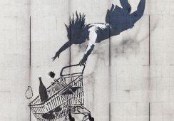 Co stało się z dziełami Banksy'ego?
