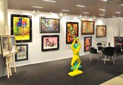Polska galeria na targach sztuki Art Monaco 2014