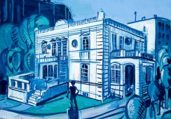 11 obrazów sprzedanych na charytatywnej aukcji w Pałacu Sobańskich