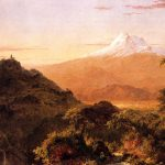 """""""South American Landscape"""", Frederic Edwin Church, Sotheby's"""