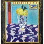 """""""Les Coucous, tapis bleu et rose"""", Henri Matisse"""