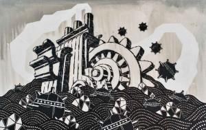 "M-City ""M-City 390"" (2011), źródło: Galeria Zerozer"