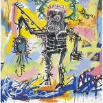 """Jean-Michel Basquiat, """"Untitled"""", Christie's"""