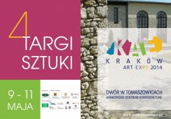 "4 Targi Sztuki ""Kraków Art Expo"""