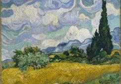 Dzieło van Gogha odnalezione