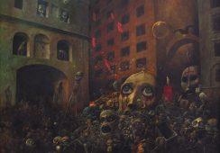 Rynek sztuki pod lupą: Zdzisław Beksiński