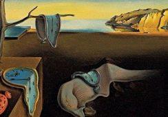 """""""Profil czasu"""" Salvadora Dali'ego wykradziony z paryskiego muzeum"""