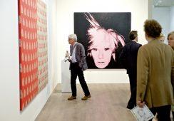Art Basel 2014. Autoportret Warhola sprzedany za 32 mln dolarów