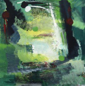 Flore Sigrist, Serie des jardins de Flore n 20092001212, źródło: Galerie des Tuiliers