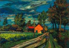 Zaginione obrazy Hanny Gordziałkowskiej-Weynerowskiej wracają do Muzeum Polskiego w Rapperswilu