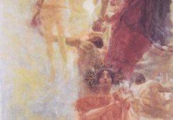 Dzieło Klimta w Israel Museum