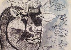 Dzieła Picassa skradzione z niemieckiego banku