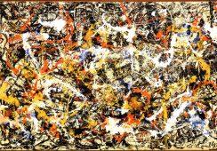 Pollock i Rothko w chińskim wydaniu