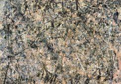 Aresztowany fałszerz obrazów Jacksona Pollocka