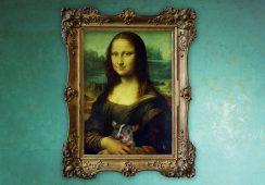 W Paryżu nawet szczury są miłośnikami sztuki…