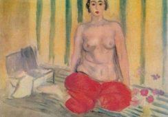 """Skradziona """"Odaliska w czerwonych spodniach"""" Matisse'a wraca do Wenezueli"""