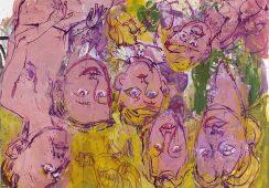 Georg Baselitz –  najdroższy artysta Niemiec