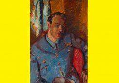 Niezwykły portret Roalda Dalha w National Portrait Gallery