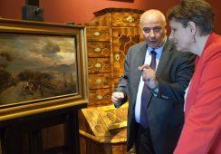 Zaginiony obraz Achenbacha wraca do Wrocławia