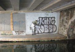 Nie żyje King Robbo – największy rywal Banksy'ego