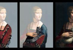 """""""Dama z gronostajem"""" bez… gronostaja? Przełom w historii sztuki."""