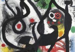 Dzieła Joana Miró załatają dziury budżetowe Portugalii