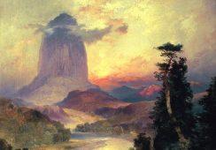 """""""Wieża Diabła"""" za milion dolarów – sobotnia aukcja w Jackson Hole Art Auction"""