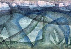 10 inspirujących deszczowych pejzaży w sztuce