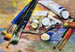 Jaki był światowy rynek sztuki w 2014 roku?