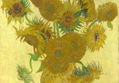 """Tracą kolor """"Słoneczniki"""" van Gogha! Nowe wyzwania w dziedzinie konserwacji dzieł sztuki"""