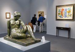 Aukcje towarzyszące Frieze Art Week w Londynie