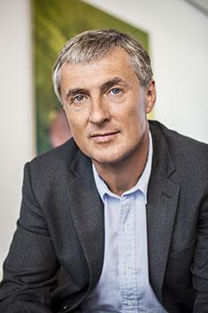 David Zwirner, fot. Dirk Eusterbrock