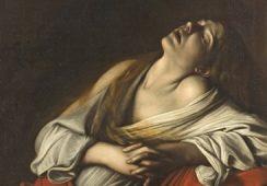 "Odnaleziono obraz Caravaggia ""Maria Magdalena w ekstazie"""