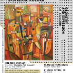 """""""Geometria i ekspresja koloru"""" Eugeniusza Gerlacha w Galerii Sztuki Współczesnej """"Pracownia pod Baranami"""""""