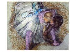 Skradzione dzieło Edgara Degasa warte ponad 7 mln dolarów