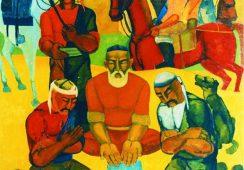 Podróż na Wschód: współczesna sztuka Kazachstanu