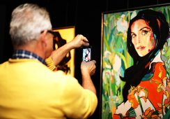 Nowe drzwi do sztuki – relacja z otwarcia galerii Dagma Art