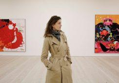 Charles Saatchi podaje do sądu dyrektorkę swojej galerii