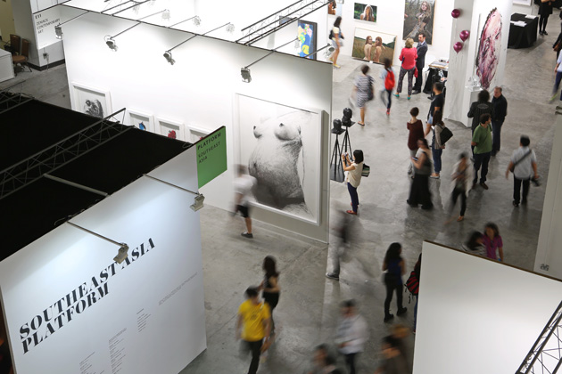 Art Stage 2014, źródło: www.artstagesingapore.com