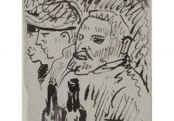 Van Gogh odkryty w teczce ze szkicami