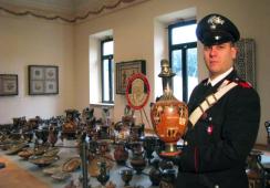 Włochy będą musiały sprzedać 5000 obiektów odzyskanych z kradzieży?