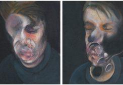 """""""Nie mam nikogo, kogo mógłbym malować"""". Francis Bacon znów na rynku aukcyjnym"""