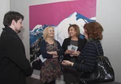 """""""Zima to czas ciszy"""" – mówi Mariusz Mierzejewski. Relacja z wystawy w Galerii 101 Projekt"""