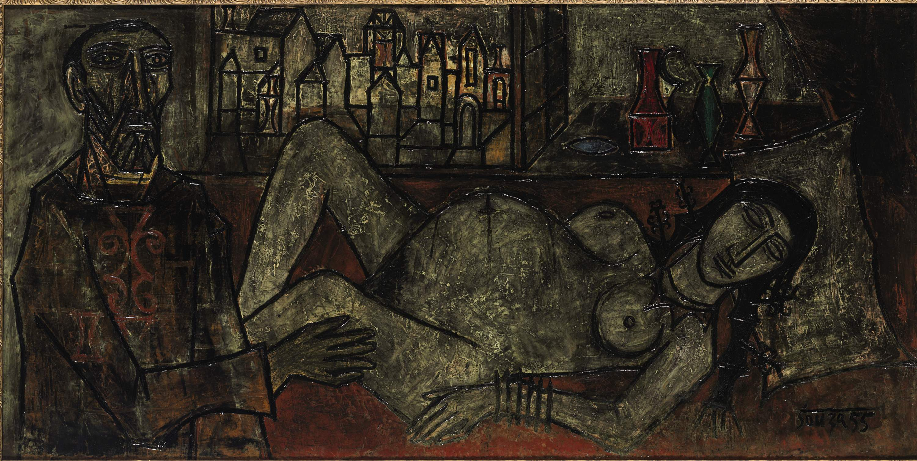 Francis Newton Souza, Birth, 1955, Christie's
