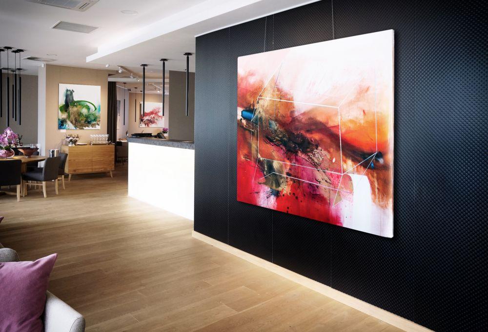 Wystawa Agaty Kosmali w Food Art Gallery