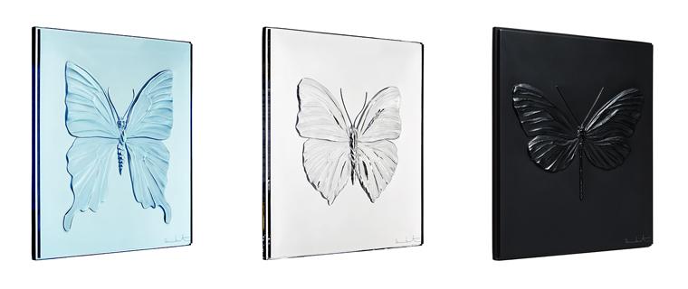 Damien Hirst, Eternal, źródło: www.lalique.com